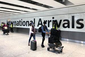 英國簡化旅行規定 國民大部份國家旅行回國不需隔離