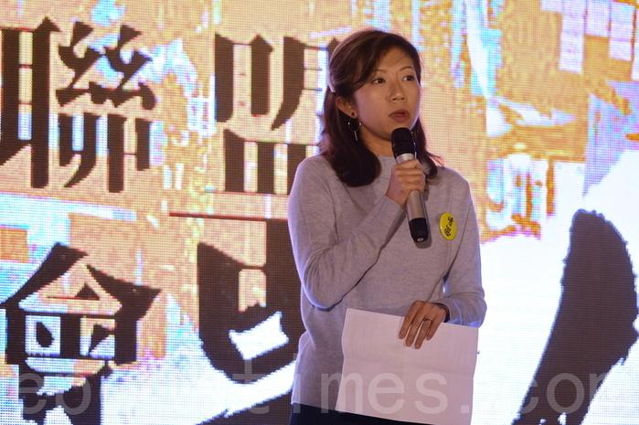 香港公共醫療醫生協會會長馬仲儀。(宋碧龍/大紀元)