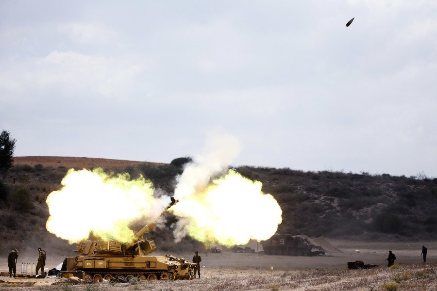 像科幻大片 美軍大炮準確擊落巡航導彈