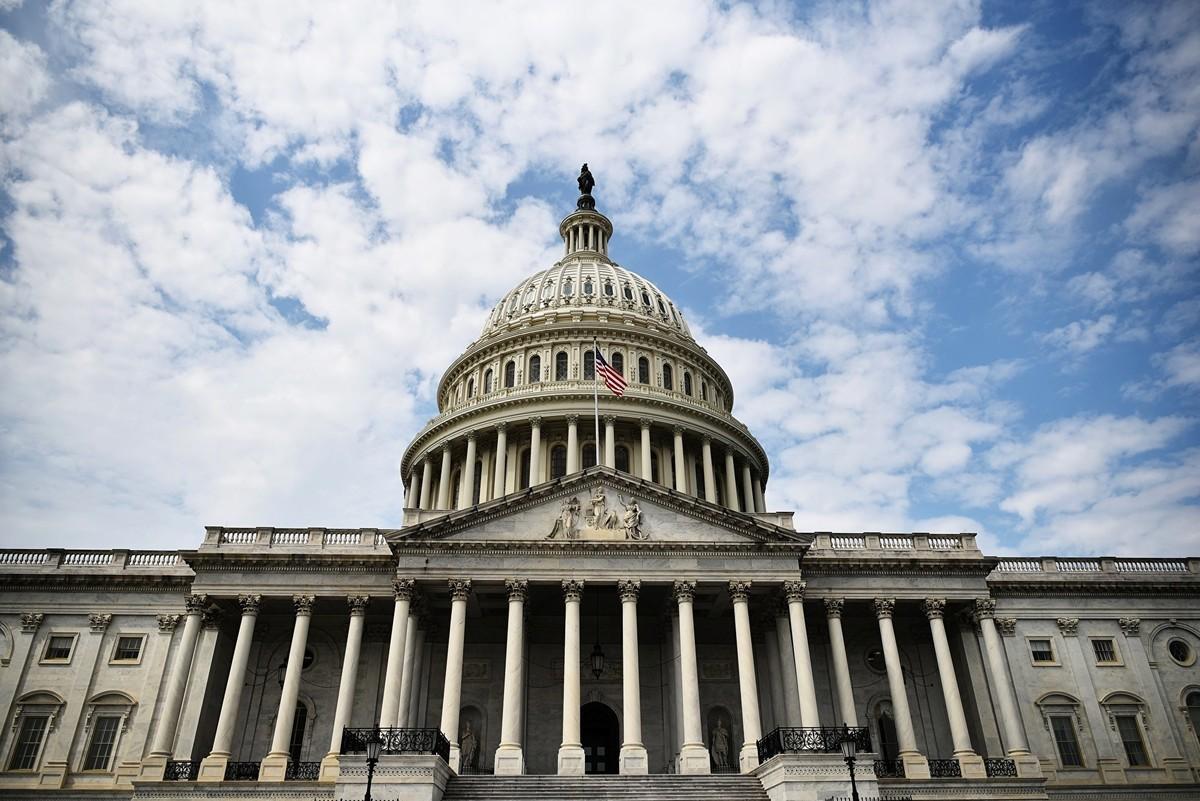 美國參議院在9月11日通過《維吾爾人權政策法案》。圖為2019年9月9日,美國國會大廈一景。(MANDEL NGAN/AFP/Getty Images)
