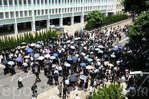 港律師界:駐港部隊若出動 會永遠摧毀香港