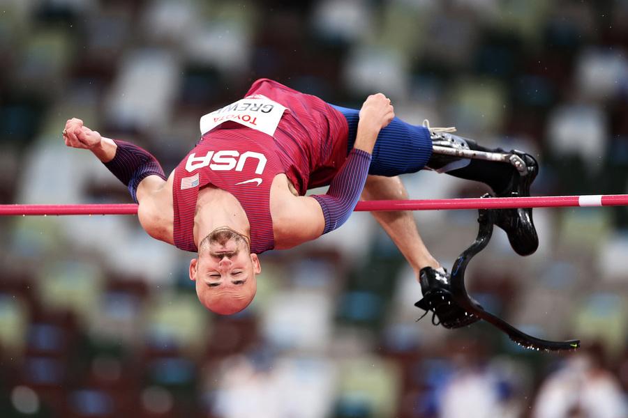 東京殘奧|美國選手跳高奪金 賽前收感人信件