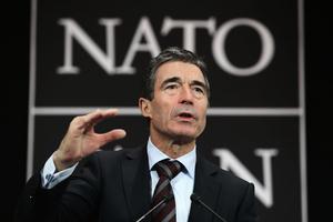 反制中共 前北約秘書長籲歐盟強化對台關係