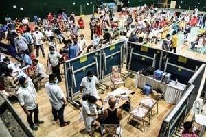 印度逾33萬確診 再破紀錄