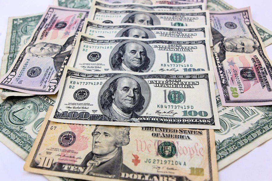 美元弱勢 助長美國通脹上行