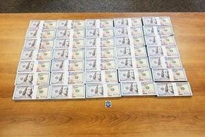 美海關查獲一批中國製假鈔 總值35.1萬美元
