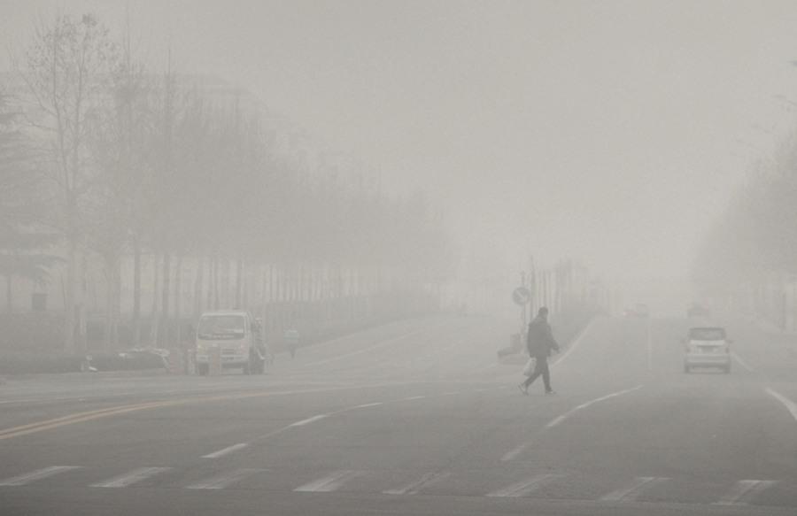 116城市現重度空污 山東逾百高速被關閉
