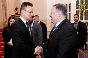 蓬佩奥訪問匈牙利 對中俄滲透歐洲表擔憂