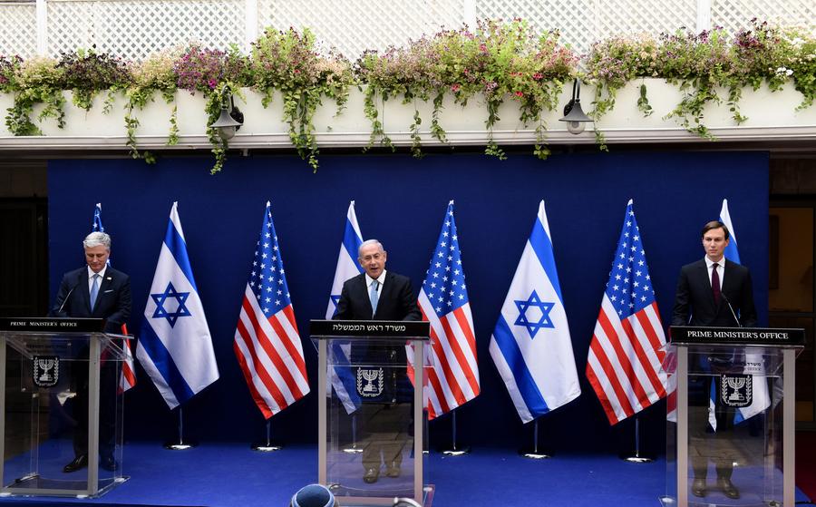 與阿聯酋關係正常化 以色列希望九月中簽約