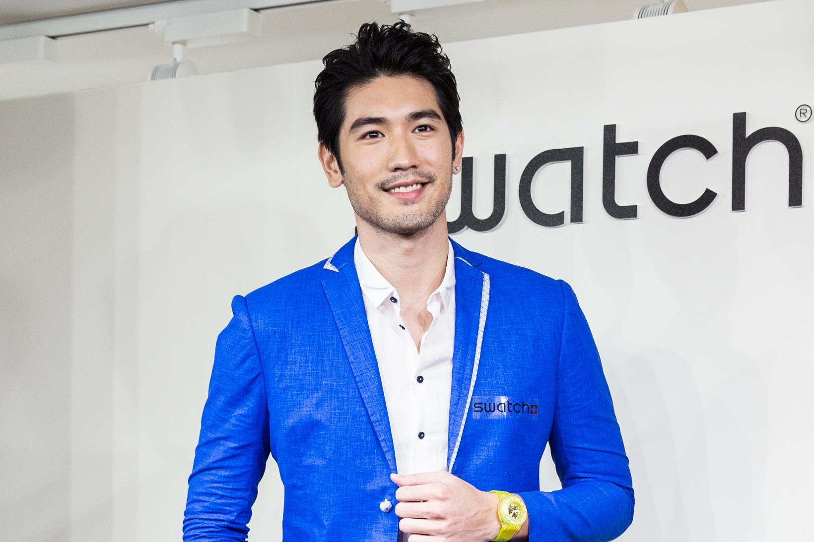 男星高以翔11月27日在中國錄製綜藝節目時意外身亡,其棺木已運回台灣。(大紀元資料)