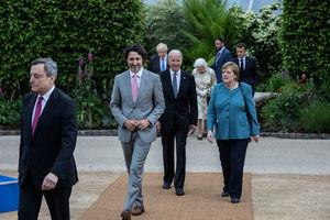 七國集團峰會達成六大共識 一次看懂