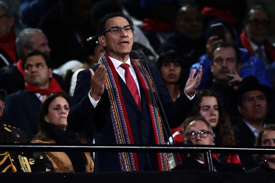 涉阻5萬美元政府合同調查 秘魯總統面臨彈劾