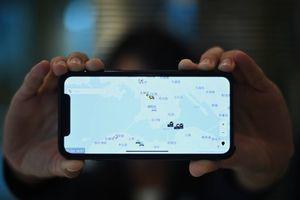 蘋果受壓下架香港抗爭地圖 Quartz也波及