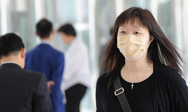 為預防中共肺炎,民眾都戴起口罩。(Getty Image)
