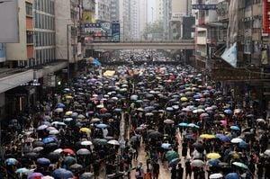中共抓捕伯利茲和台灣人 理由是干涉香港事務