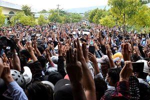 聯合國:緬甸再死38人 政變以來最血腥一天