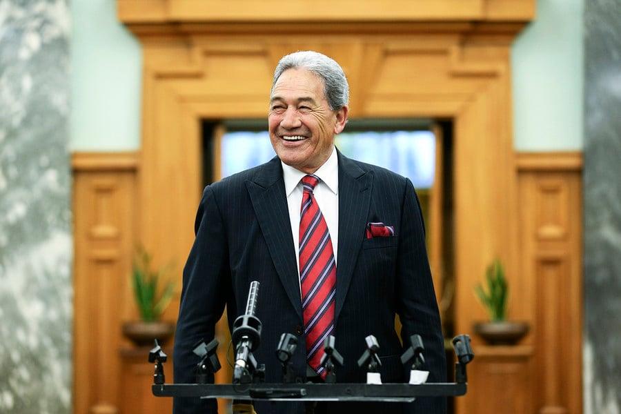 紐西蘭外長財長撐台入世衛 中共戰狼外交遭嗆
