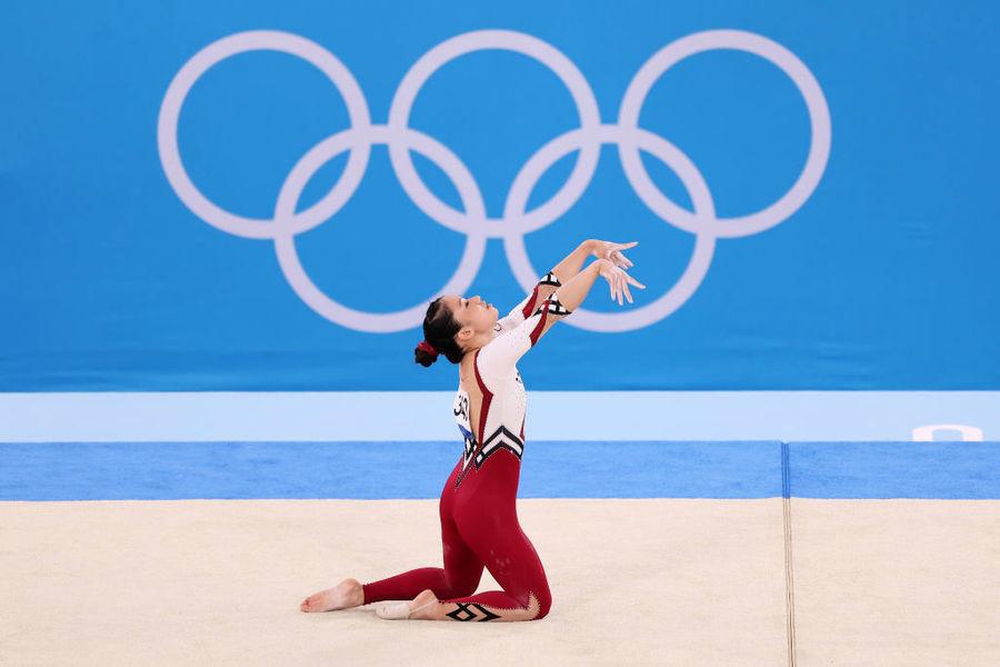 【奧運冷知識】為何女子自由體操配音樂 男子卻沒有