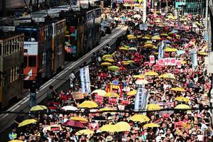 香港女生談參與「反送中」心路歷程