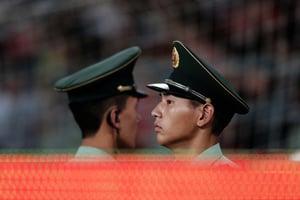中共參軍許進不許出 一大學生退伍遭重罰