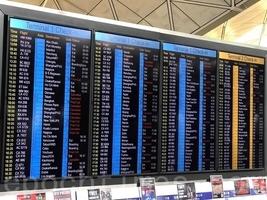 反送中升級 香機場連續第二天取消所有航班