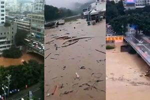 大陸洪澇災情嚴重 至少26省市1770萬人受災