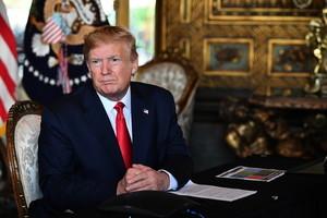 特朗普:將和習近平簽署中美貿易協議
