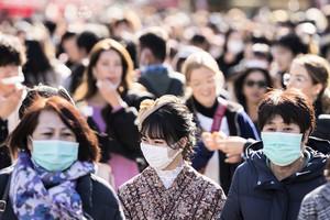 確診中共肺炎前無症狀 日本出現首例