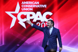 CPAC演講 克魯茲反對取消文化 肯定特朗普影響力
