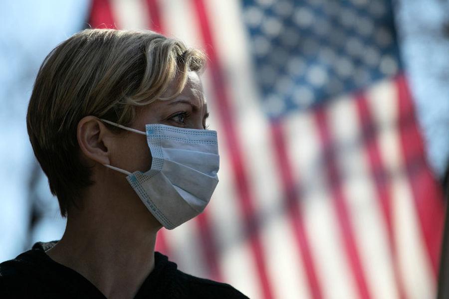 美國故事:中共病毒疫情中志願者的簡單與從容