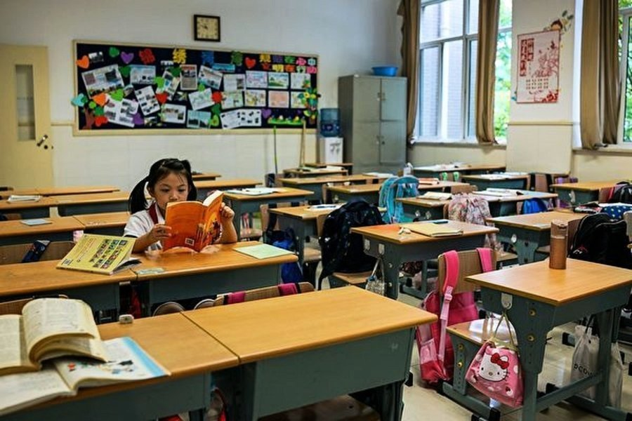 上海弱化英語教育 分析:閉關鎖國前兆