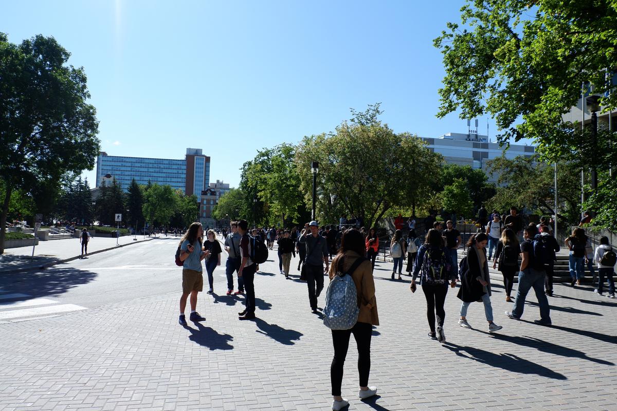 2018年,加拿大中國留學生數量達到了143,412人。(Shutterstock)