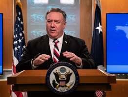 蓬佩奧宣佈古巴是恐怖主義贊助國