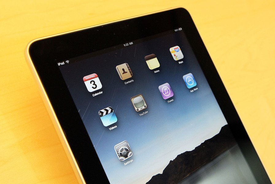 3歲男童解密不成 鎖住老爸iPad直到2067年
