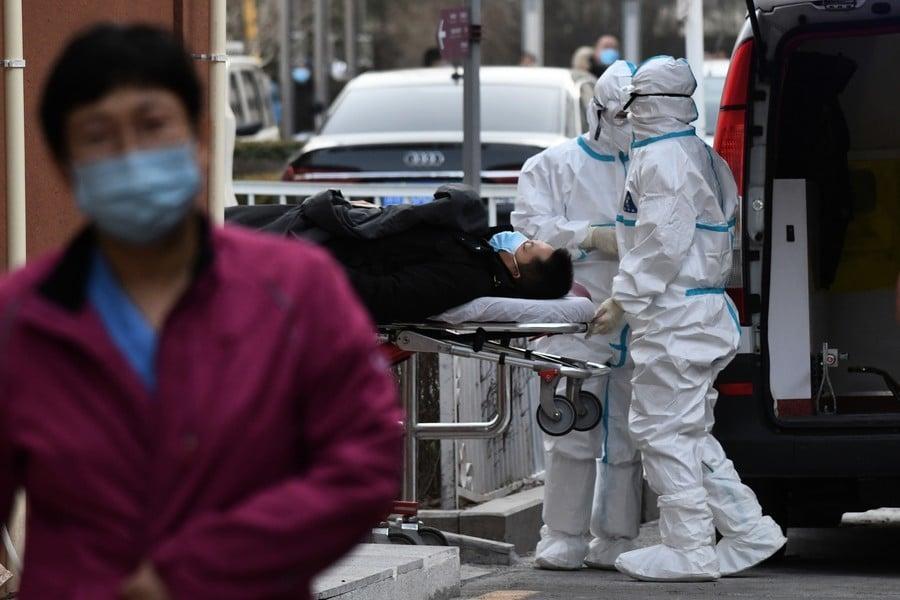 北京多家醫院拒診疫情嚴重地區患者
