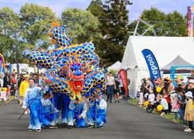 奧克蘭大型展會 中華傳統文化備受推崇