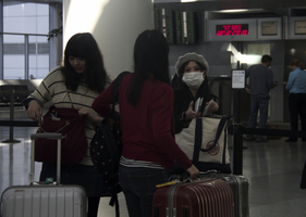 防堵中共肺炎 美國三大機場將加強檢測