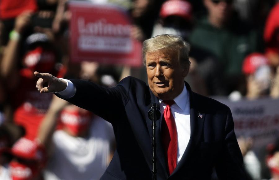 「讓美國再次偉大」 學者列特朗普勝選公式