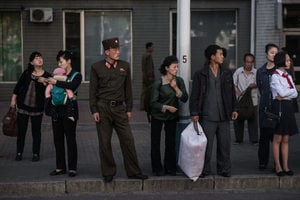 美調查:北韓民眾對金家政權不滿日增