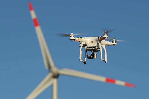 特朗普下令政府機構評估中國製無人機風險