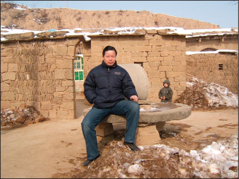 中國著名人權律師高智晟。(大紀元資料照片)