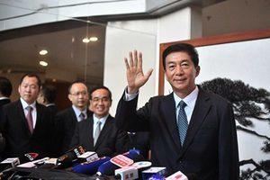 駱惠寧再訪粵 繞過特首林鄭談合作遭質疑