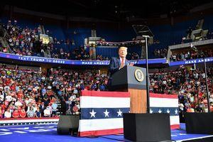 王赫:美國終極使命的肩負者——特朗普