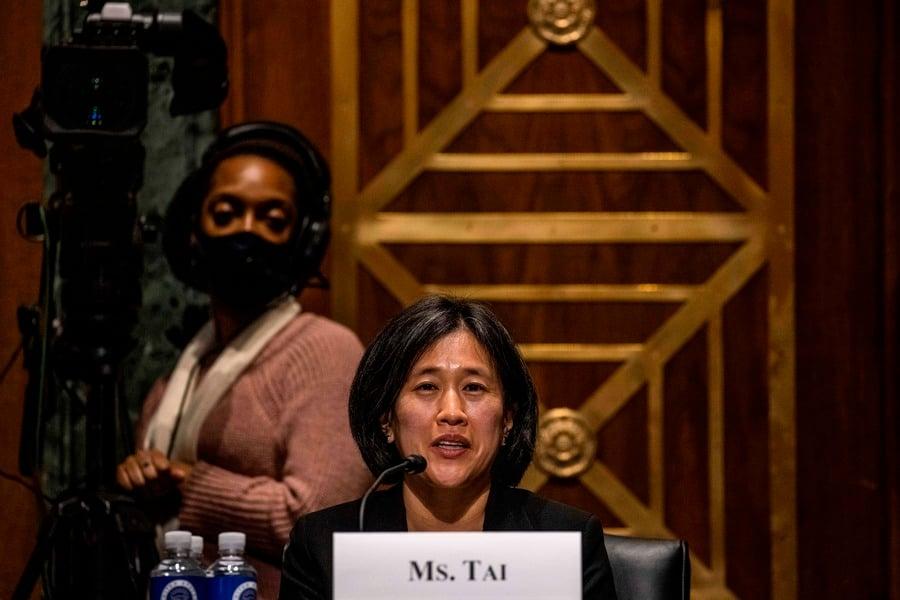 美新任貿易代表與多國官員通話 提到中國貿易和人權問題