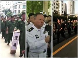 王赫:退役軍人大維權 凸顯習近平施政困境