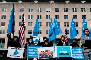 美兩黨推決議案 譴責中共對維吾爾種族滅絕