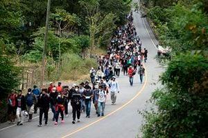 放染疫非法移民入境 拜登被批「置美國於險境」