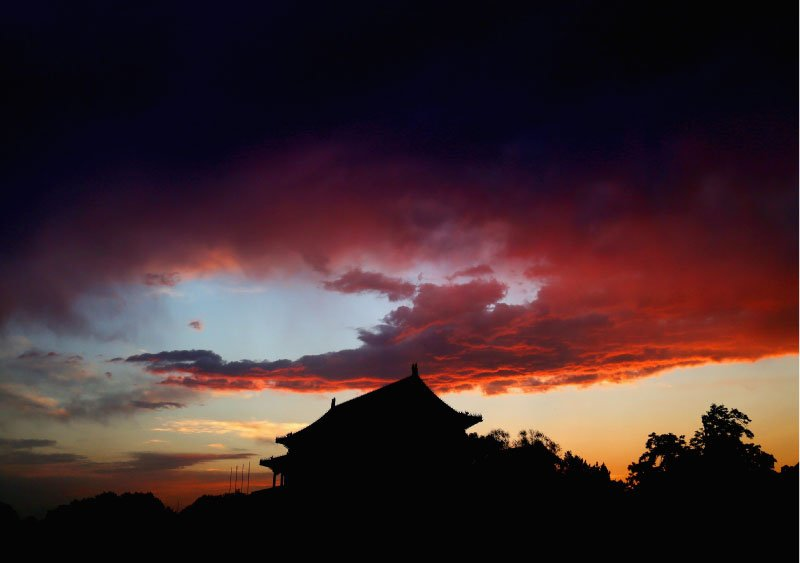 「十一」前夕,北京娛樂場所被要求暫停營業,中共已到了風聲鶴唳、草木皆兵的地步。(Getty Images)