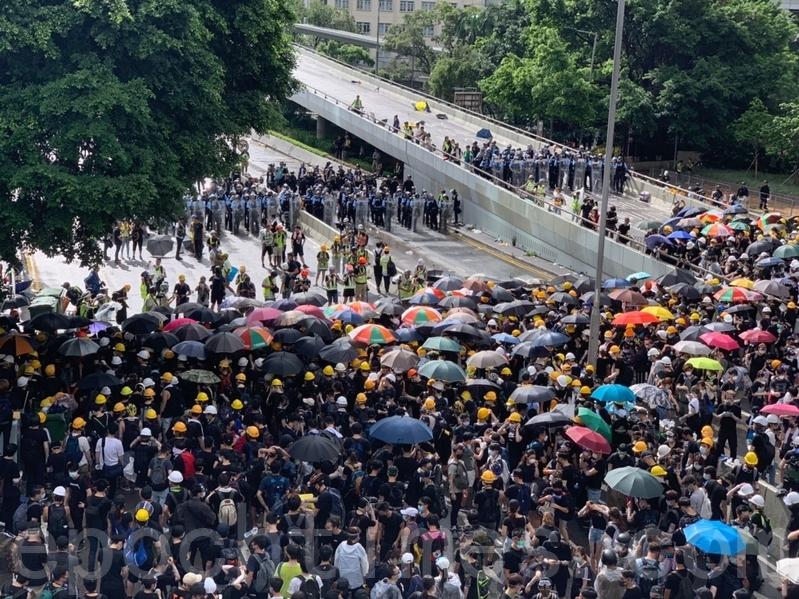 【新聞看點】港台成反共前線 美大動作敲北京
