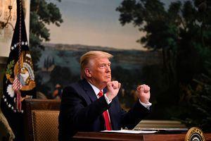 特朗普:美國選舉制度正受到蓄意圍攻